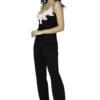 Black Pyjama Set