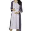 Maternity nightgown set